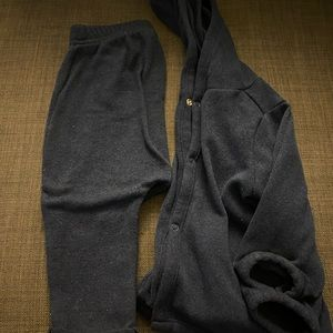 Hoodie with Matching Joggers